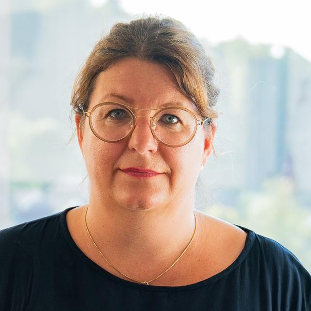 Heike Zimmermann, Co-Geschäftsleiterin