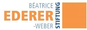 Logo Béatrice Ederer Weber Stiftung