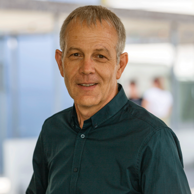 Stefan Buchmüller, Zentralvorstand pro audito schweiz